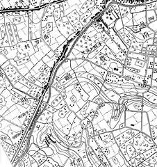 1880-1881 東京都市地図2 東京北部(柏書房)p.75