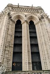 París - Campanario de Notre Dame