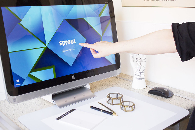 HP Sprout: First Impressions