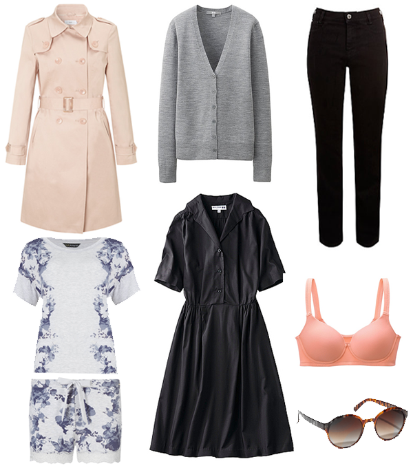 spring-shopping-list