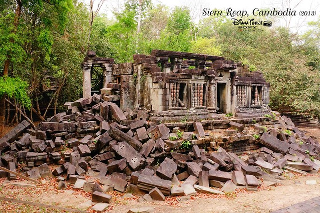 Siem Reap, Cambodia Day 5 - Beng Mealea 03