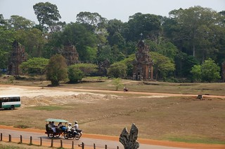 View from the Terrace of the Elephants