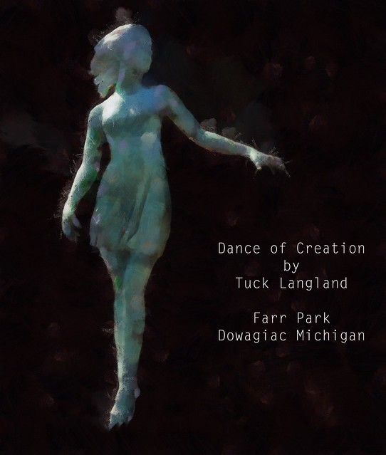 Dance of Creation by Tuck Langland