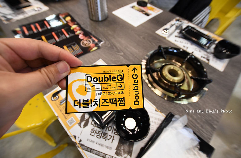 打啵G台中韓式料理烤肉串菜單menu價位13