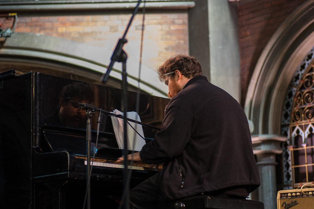 Daniel Knox - Daylight Music 7th March 2015