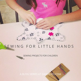 sewing for little hands