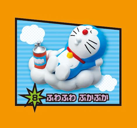 RE-MENT 哆啦A夢【超立體!造型磁鐵】一定還會有上百個道具場景可以推出吧?!