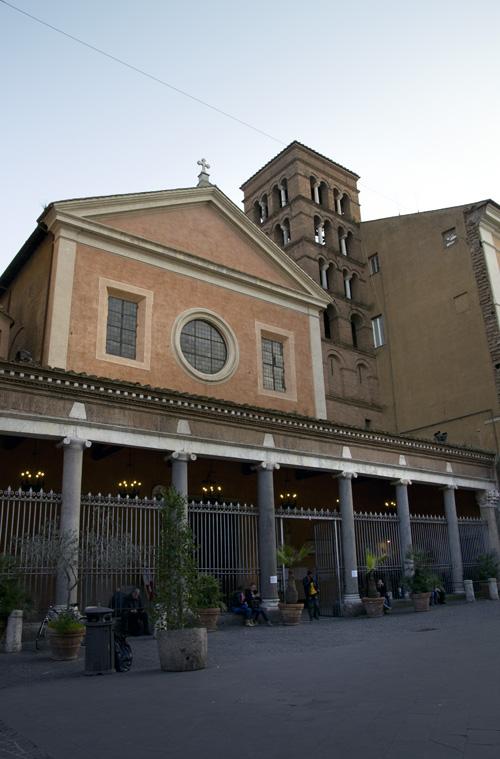 San Lorenzo in Lucina Roma