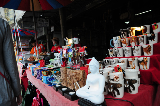 恰圖洽假日市集 Chatuchak Weekend Market