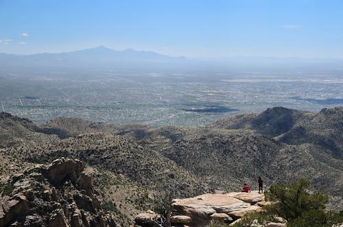 arizona usa landscape catalina view tucson landschaft