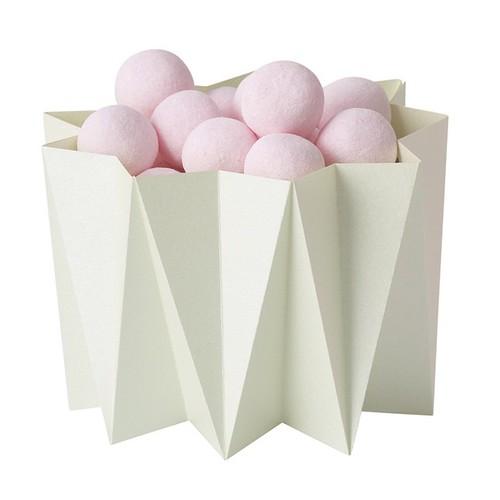 Origami Pleat Cover Vase