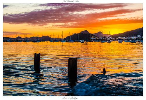 brasil riodejaneiro sunrise cores nikon cidademaravilhosa natureza alvorada amanhecer d800 praiadebotafogo brasilemimagens