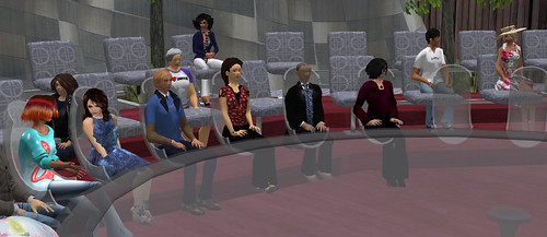 Virtual Worlds Education Roundtable 12 March 2015