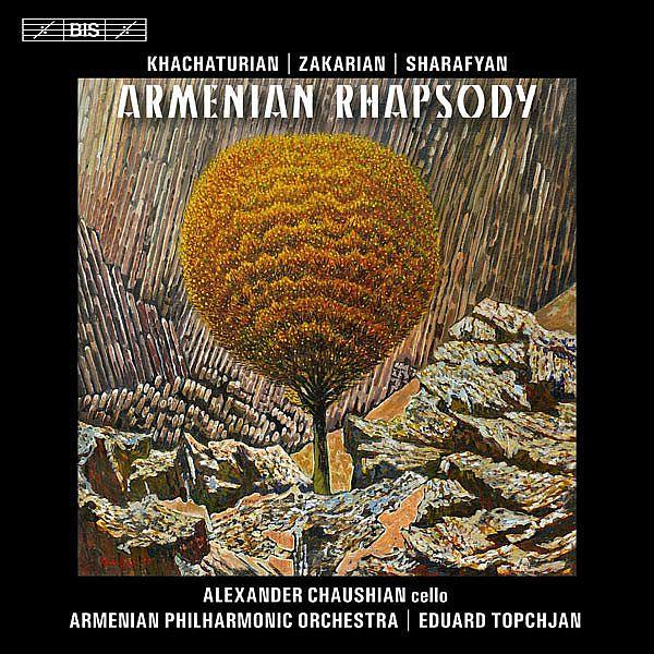 Header of Alexander Chaushian