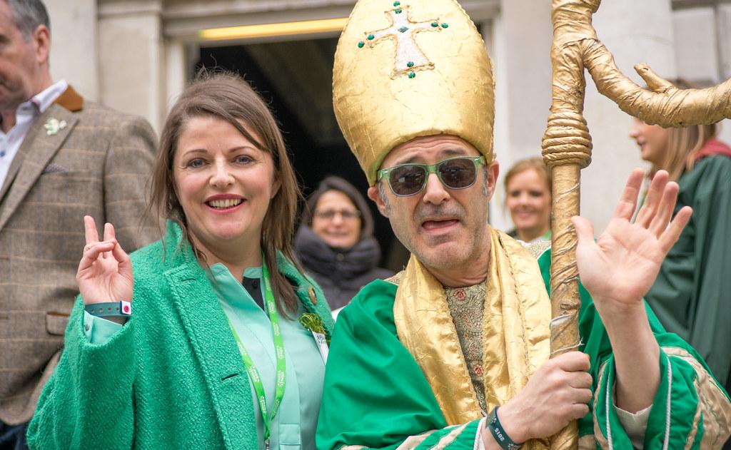 St Patrick's parade 2015, Dublin, Ireland