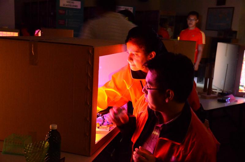 Singapore Science Center Workshop