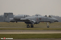 81-0956 DM - A10-0651 - USAF - Fairchild A-10C Thunderbolt II - Lakenheath, Suffolk - 150319 - Steven Gray - IMG_5445