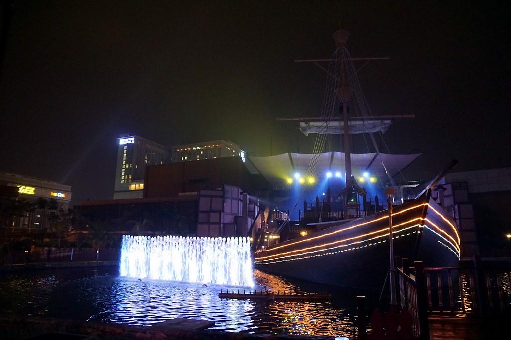 The Melaka Cultural Performance Show @ Melaka Alive, Dataran Pahlawan -001