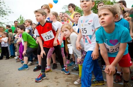 Rodiče a děti se zase postaví na start