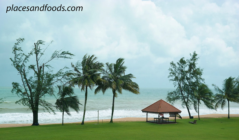 club med cherating windy beach