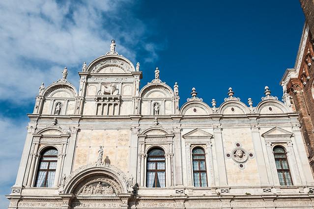 Ospedale ss giovanni e paolo venezia flickr photo for Scuola sansovino venezia