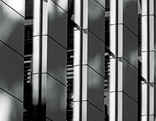 'Five Columns From Five Broadgate' - 90/365