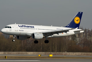 "D-AIBI  Lufthansa Airbus A319-112 ""Frankenthal (Pfalz)"""