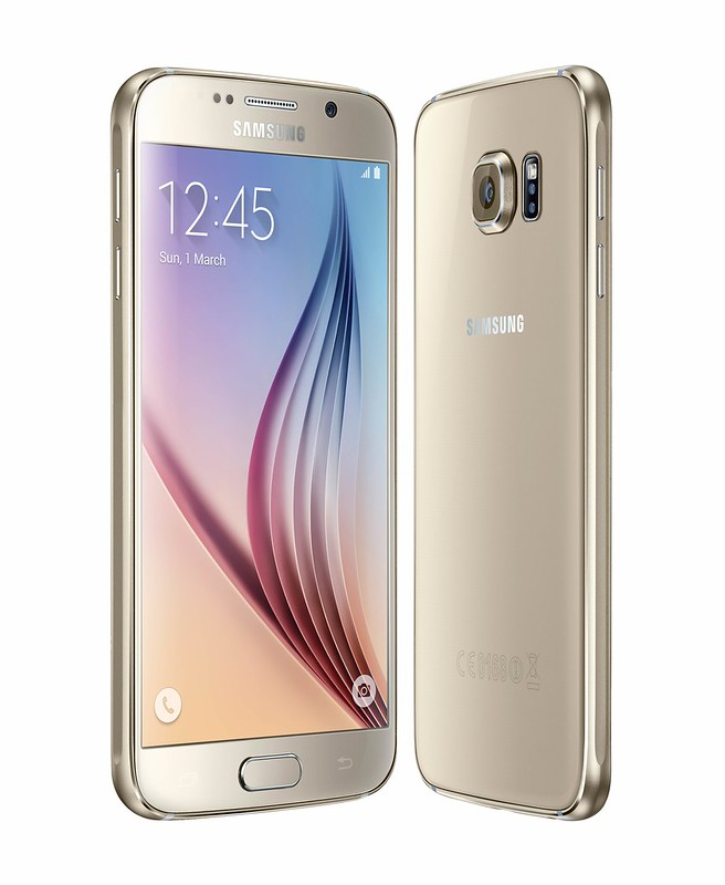 Samsung Galaxy S6 4G+ - Gold Platinum