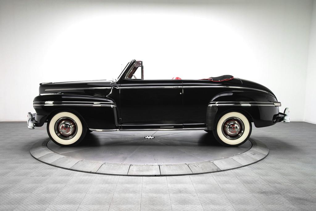 46002_G Mercury 239CI Flathead V8 3SPD CV_Black