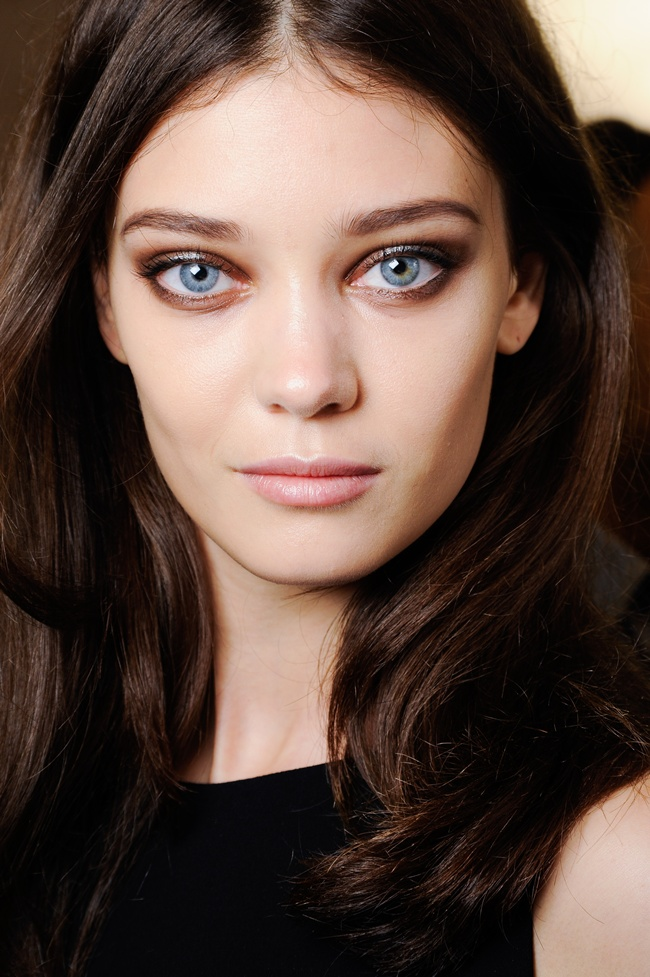 beauty3 Roberto Cavalli SS 2015 Fashion Show backstage (10)