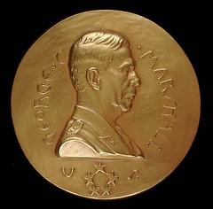 George C. Marshall Medal 1966.110.41_1b obverse