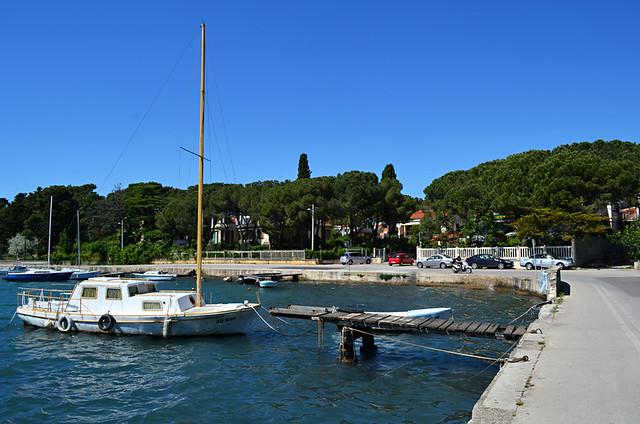 Lungo Mare, Maestral Bay, Zadar, Croatia