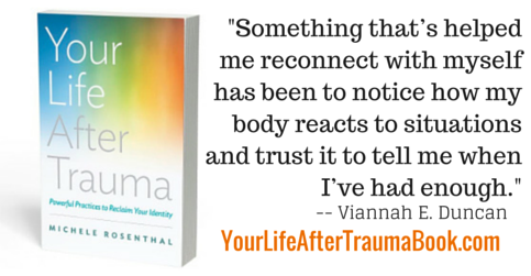 Your Life After Trauma