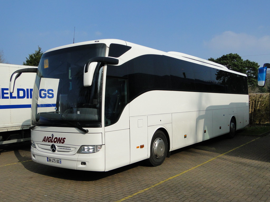 Ax Tour Bus