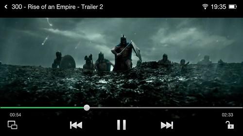 วิดีโอ 1080p บน OPPO Mirror 3
