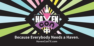 I'm speaking at HavenCon!