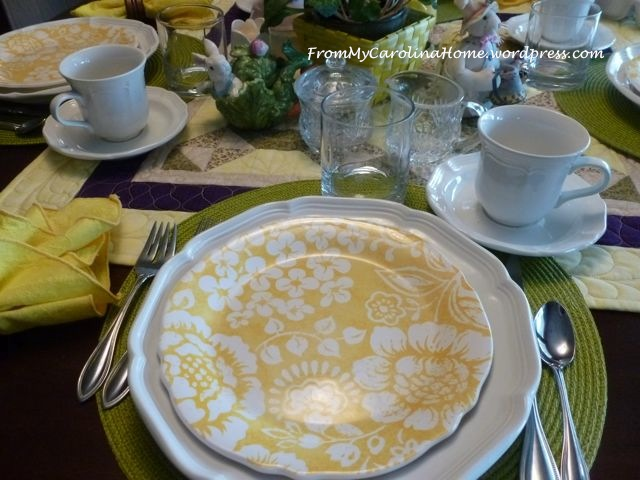 Easter Tablescape - 18