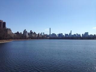 Central Park: Reservoir
