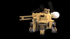 "M8 Puller ""Guanaco"" USMC Ambulatory Vehicle"