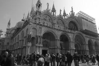 Venice - San Marco church