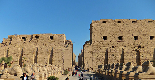 ancient egypt karnak karnaktemple