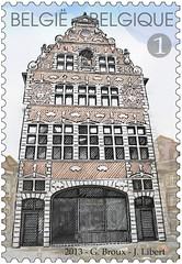 17- Tournai timbre4