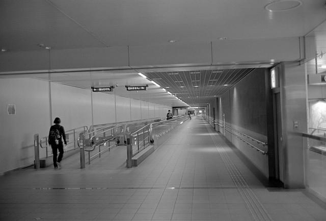 Go to Terminal 1