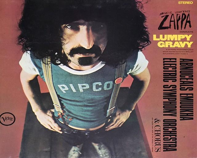 Frank Zappa Amp Abnuceals Emuukha Electric Symphony