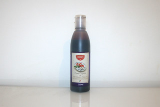 09 - Zutat Aceto Balsamico / Ingredient aceto balsmico
