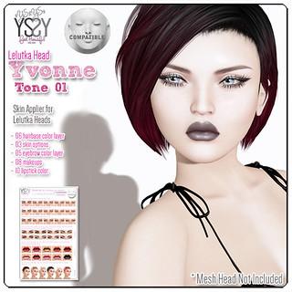 *YS&YS* Yvonne Tone 01