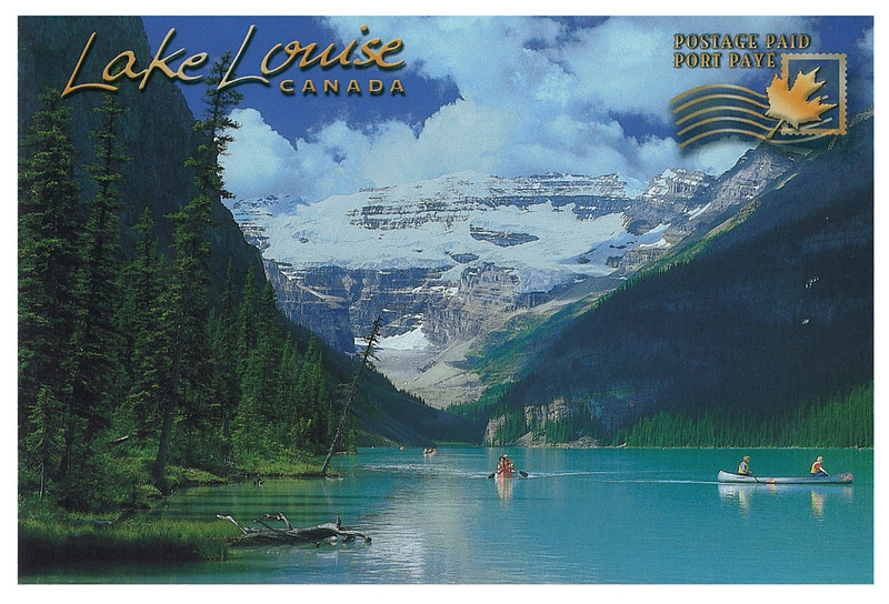 Canada - Alberta - lake Louise