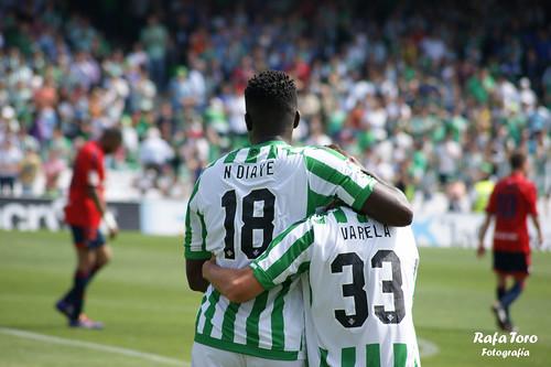 Real Betis 3-0 Osasuna