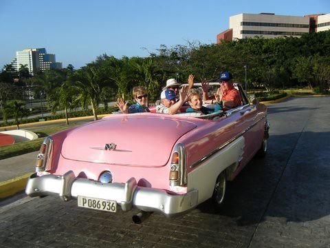 Screamin in CUBA  2015!!!