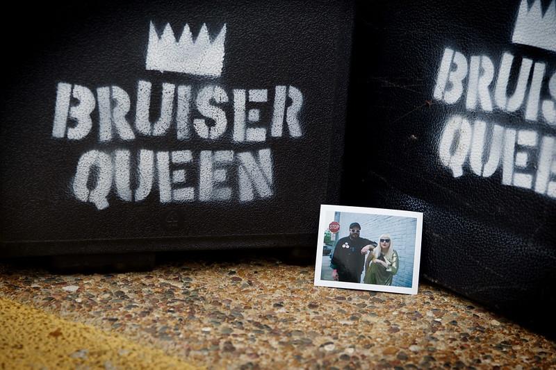 Bruiser Queen @ Vintage Vinyl